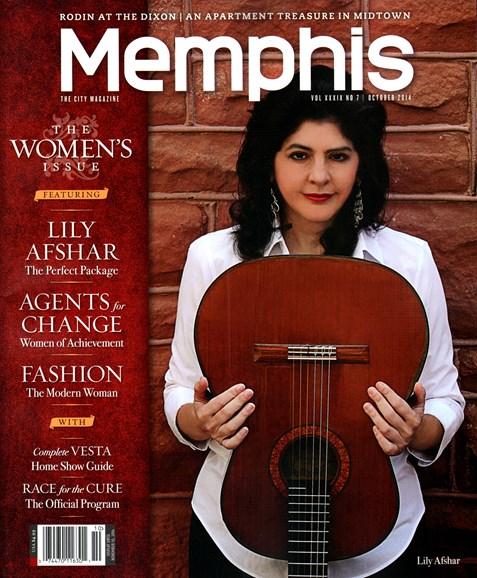 Memphis Cover - 10/1/2014