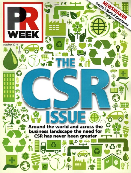 PRWeek Cover - 10/1/2014