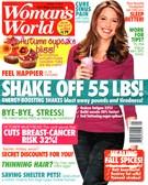 Woman's World Magazine 10/13/2014