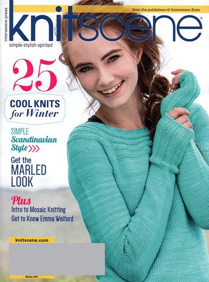 Knitscene Cover - 12/1/2014