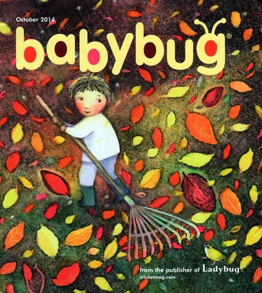 Babybug Cover - 10/1/2014