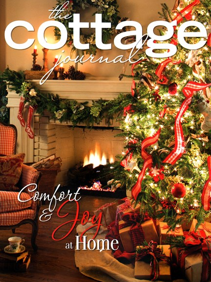 The Cottage Journal Cover - 12/1/2014
