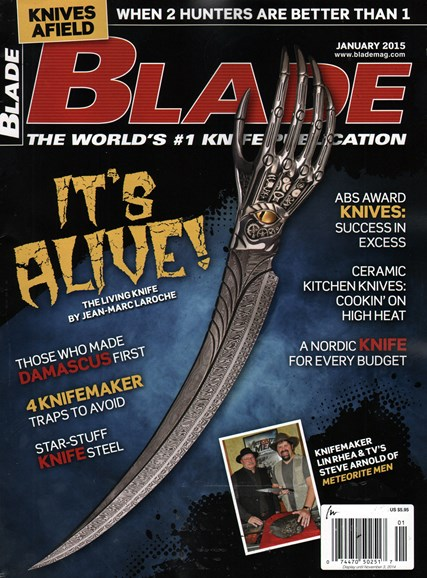 Blade Cover - 1/1/2015