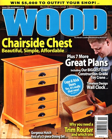 Wood Cover - 11/1/2014