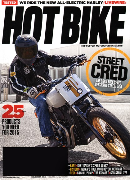 Hot Bike Cover - 11/1/2014