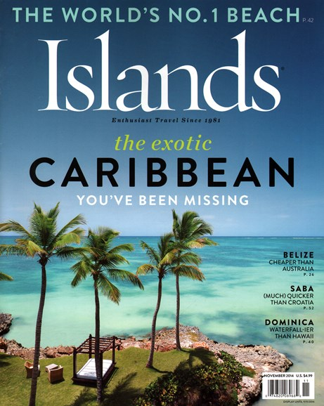 Islands Cover - 11/1/2014