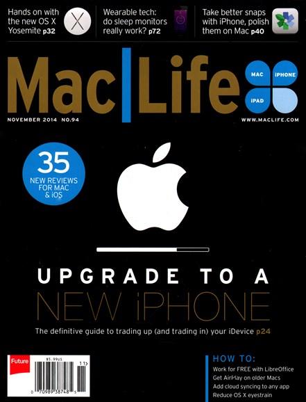 Mac | Life Cover - 11/1/2014