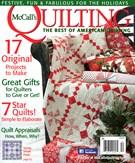 Mccall's Quilting Magazine 11/1/2014