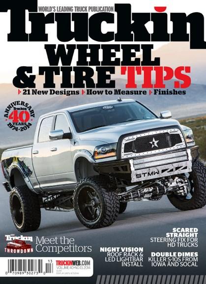 Truckin' Cover - 11/6/2014
