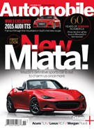 Automobile Magazine 11/1/2014