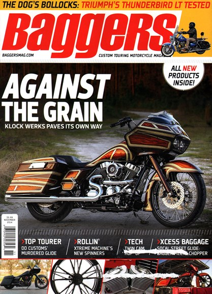 Baggers Cover - 11/1/2014