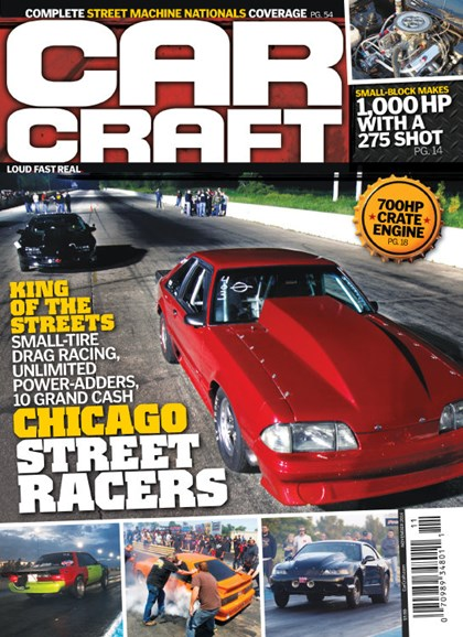 Car Craft Cover - 11/1/2014