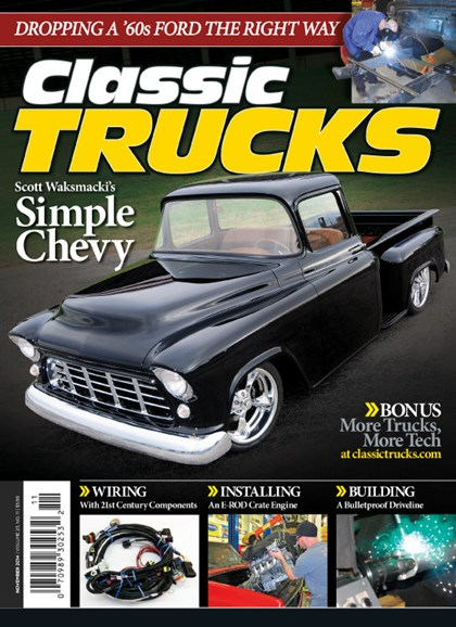 Classic Trucks Cover - 11/1/2014