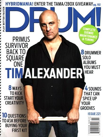 Drum! Cover - 11/1/2014