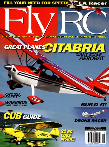 Fly RC Cover - 11/1/2014