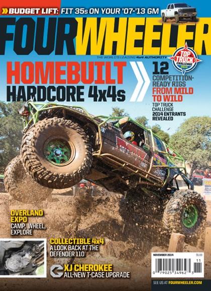Four Wheeler Cover - 11/1/2014