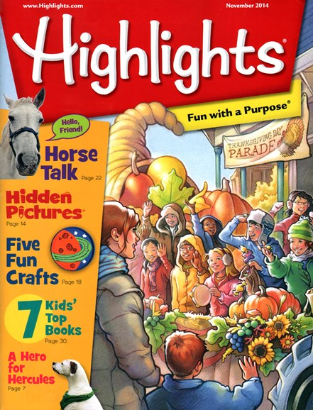 Highlights Cover - 11/1/2014