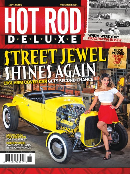Hot Rod Deluxe Cover - 11/1/2014