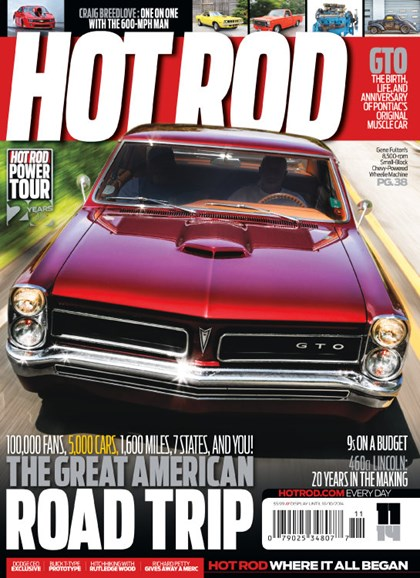 Hot Rod Cover - 11/1/2014