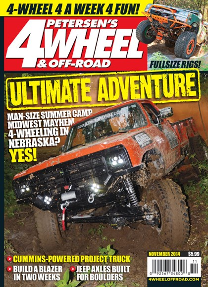 4 Wheel & Off-Road Cover - 11/1/2014