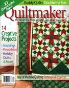 Quiltmaker Magazine 11/1/2014