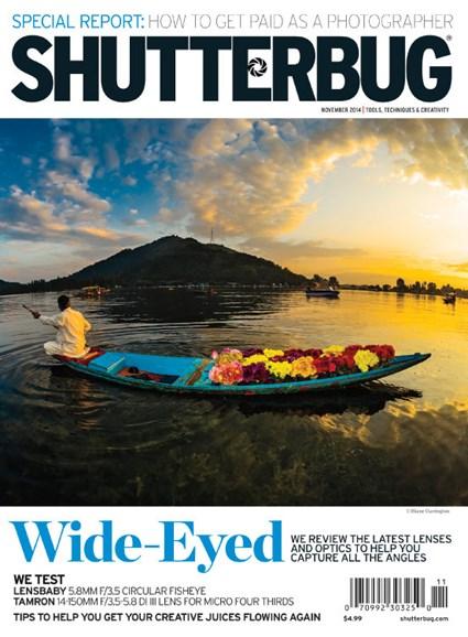 Shutterbug Cover - 11/1/2014