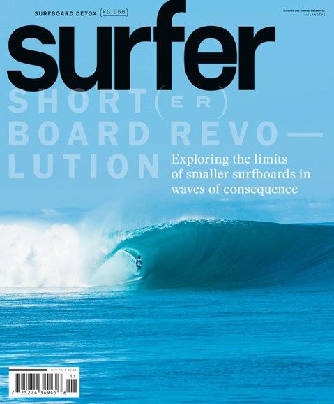 Surfer Cover - 11/1/2014