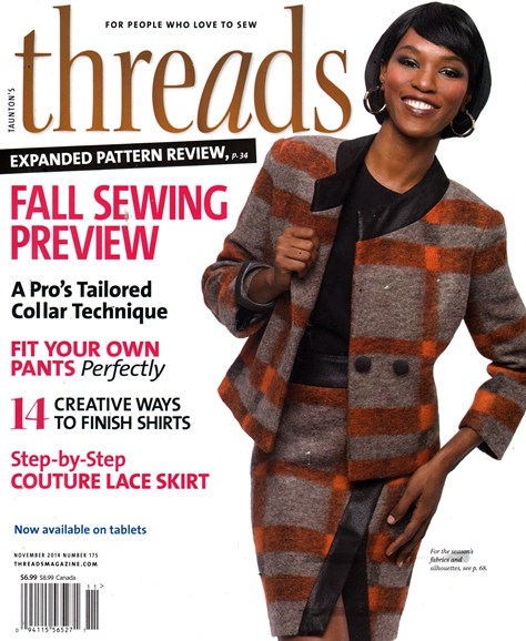 Threads Cover - 11/1/2014