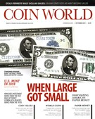 Coin World Monthly 9/1/2014