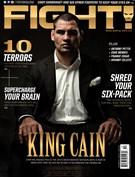 Fight Magazine 10/1/2014