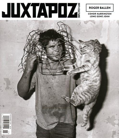 Juxtapoz Cover - 11/1/2014