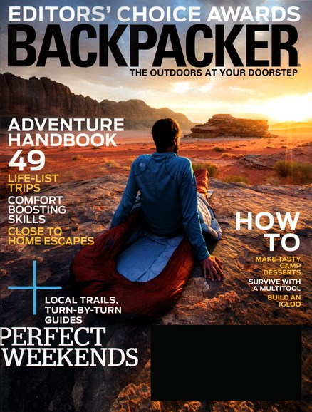 Backpacker Cover - 11/1/2014