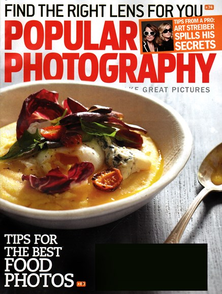 Popular Photography Cover - 11/1/2014