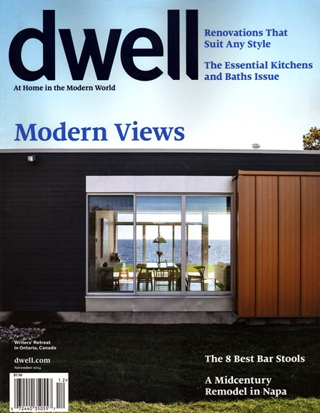 Dwell Cover - 11/1/2014