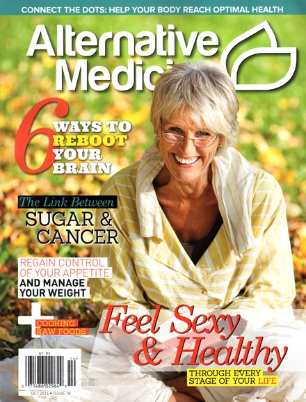 Alternative Medicine Cover - 10/1/2014