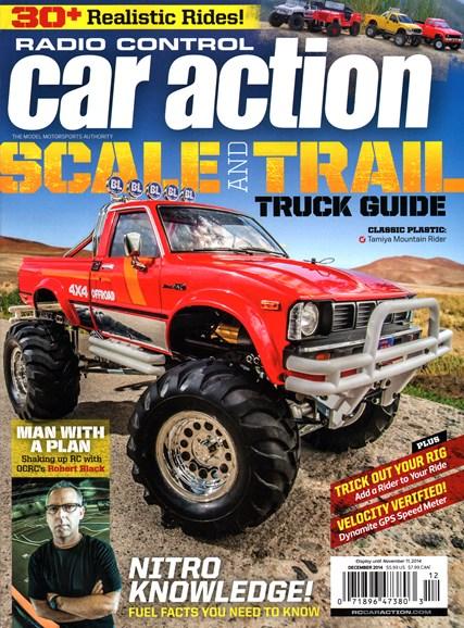 Radio Control Car Action Cover - 12/1/2014