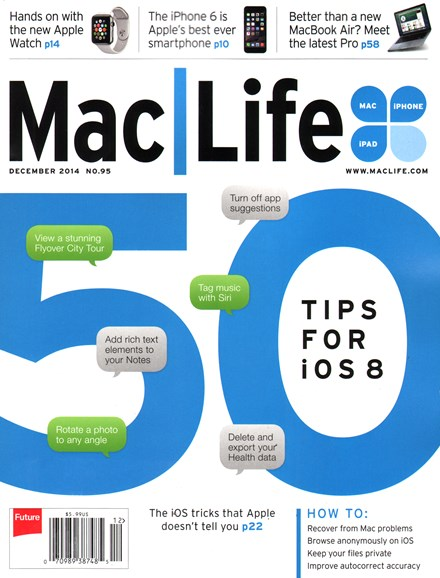 Mac | Life Cover - 12/1/2014
