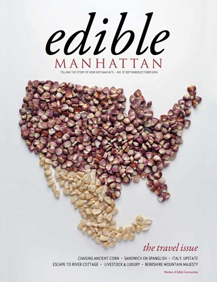 Edible Manhattan Cover - 9/1/2014