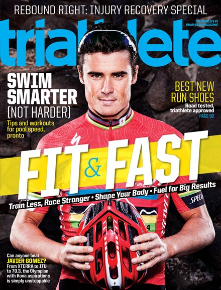 Triathlete Cover - 6/1/2014