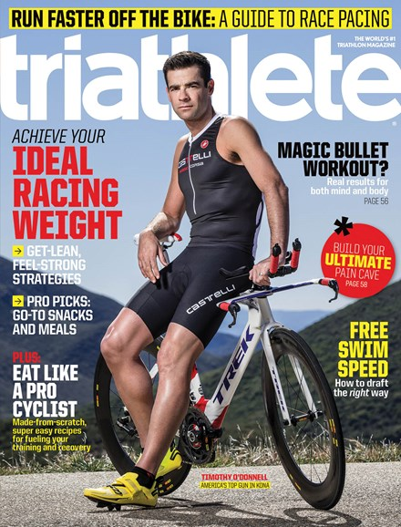 Triathlete Cover - 5/1/2014