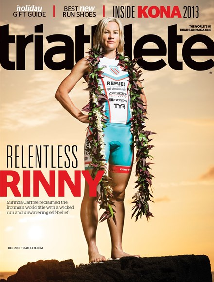 Triathlete Cover - 12/1/2013