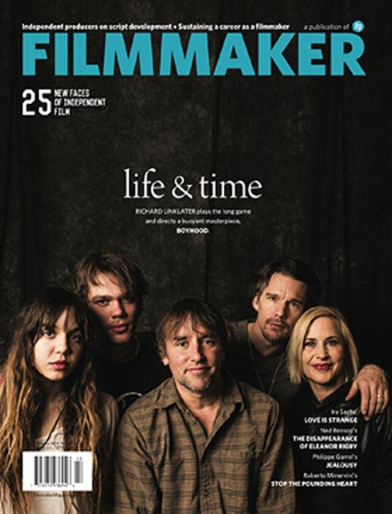 Filmmaker: The Magazine Of Independent Film Cover - 7/1/2014