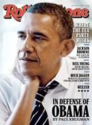 Rolling Stone Magazine 10/10/2014