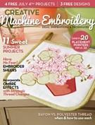 Creative Machine Embroidery 7/1/2014