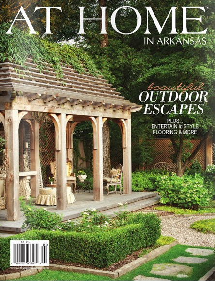 At Home In Arkansas Cover - 3/1/2013
