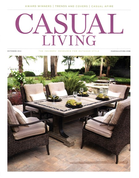 Casual Living Cover - 10/1/2014