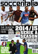 Soccer Italia Magazine 10/1/2014