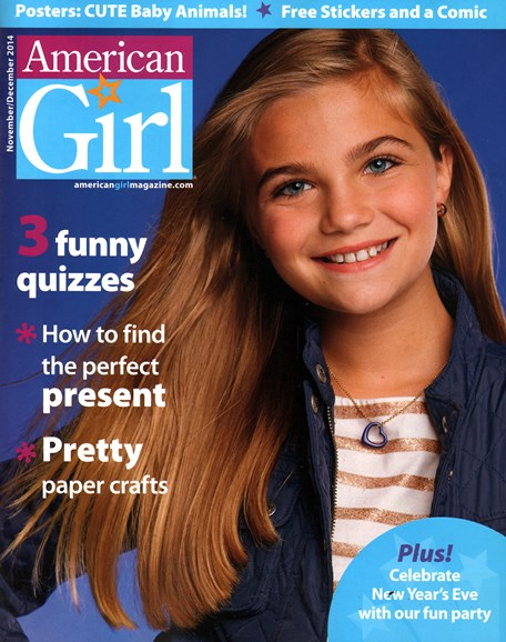 American Girl Cover - 11/1/2014