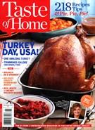 Taste of Home 11/1/2014