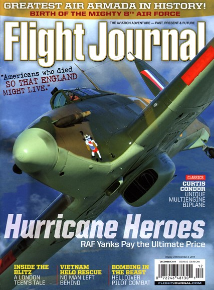 Flight Journal Cover - 12/1/2014